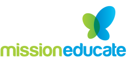mission educate logo